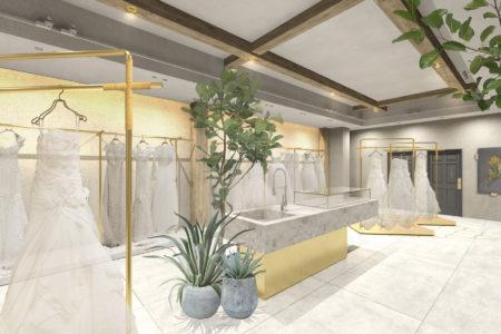 「MW BY MAGNOLIA WHITE」4月11日(木)GRAND OPEN!大人気ドレスサロンに姉妹ブランドが初登場・エクスクルーシブブランド「Galia Lahav」もついに神戸進出