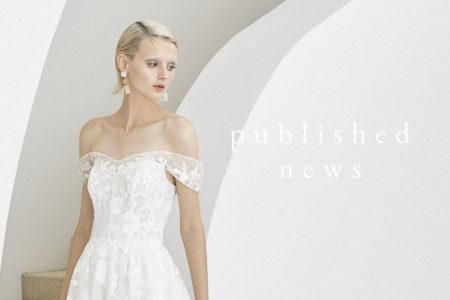 【メディア掲載】4月27日(土)公開のSPURのメディアサイトにMW BY MAGNOLIA WHITEが掲載されました