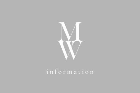 緊急事態宣言に伴うMW BY MAGNOLIA WHITEの営業について